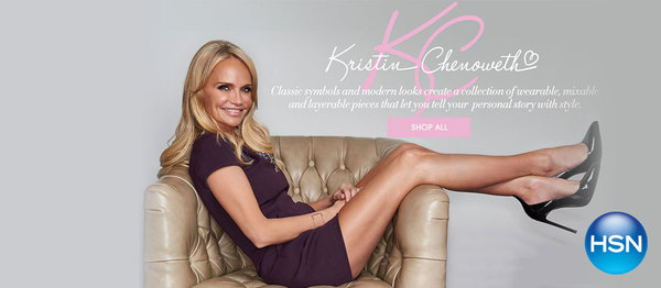 Kristin Returns to HSN