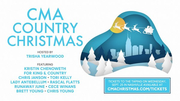 Kristin to Perform on CMA Country Christmas
