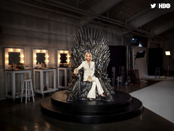 Kristin Celebrates #ForTheThrone