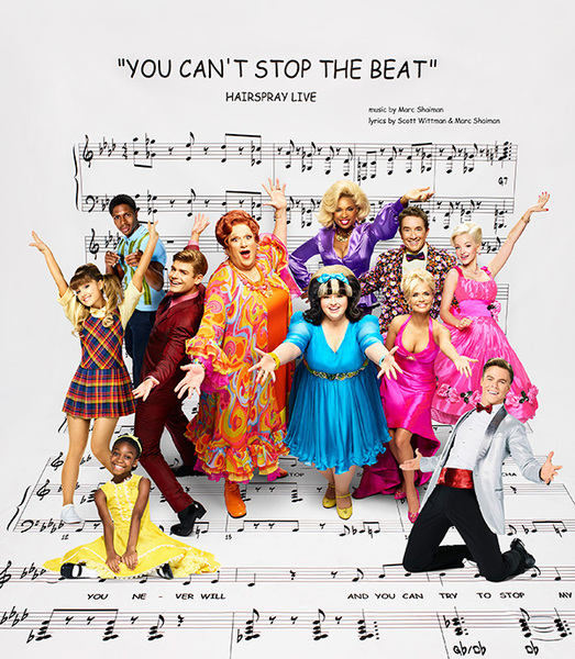 Exclusive First Look at The Hairspray Live! Cast