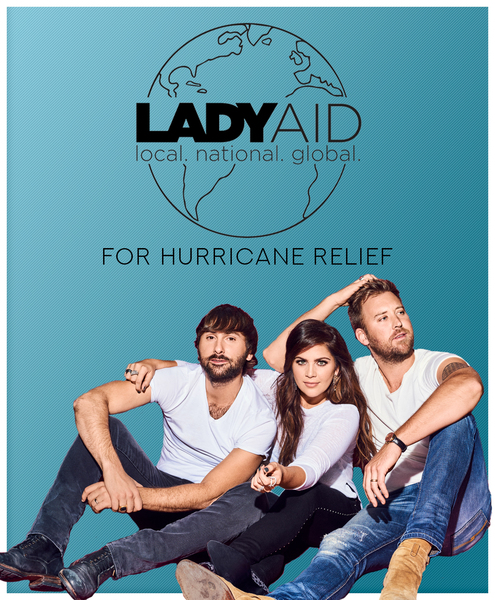 LadyAID for Hurricane Relief