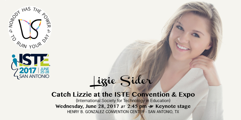 Come to my ISTE Performance & Presentation this Wed, June 28, 2017 @ 2:45PM