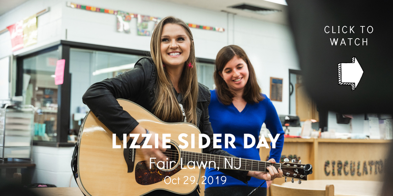 Lizzie Sider Day Celebration in Fair Lawn!