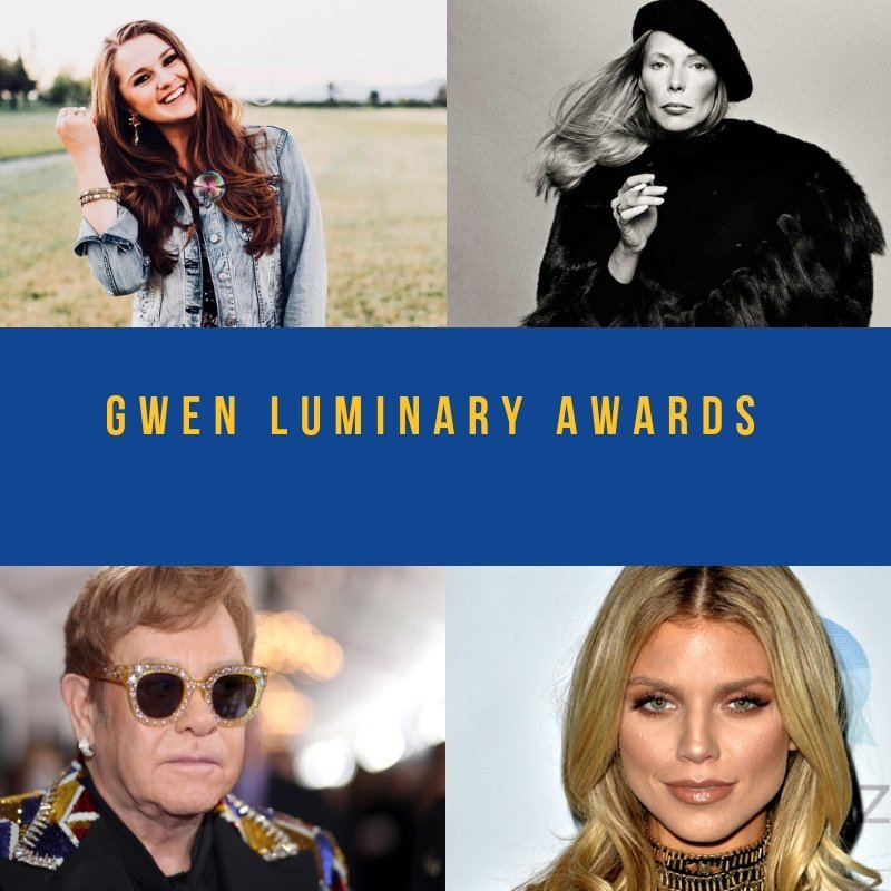 Lizzie to Receive a GWEN Luminary Award