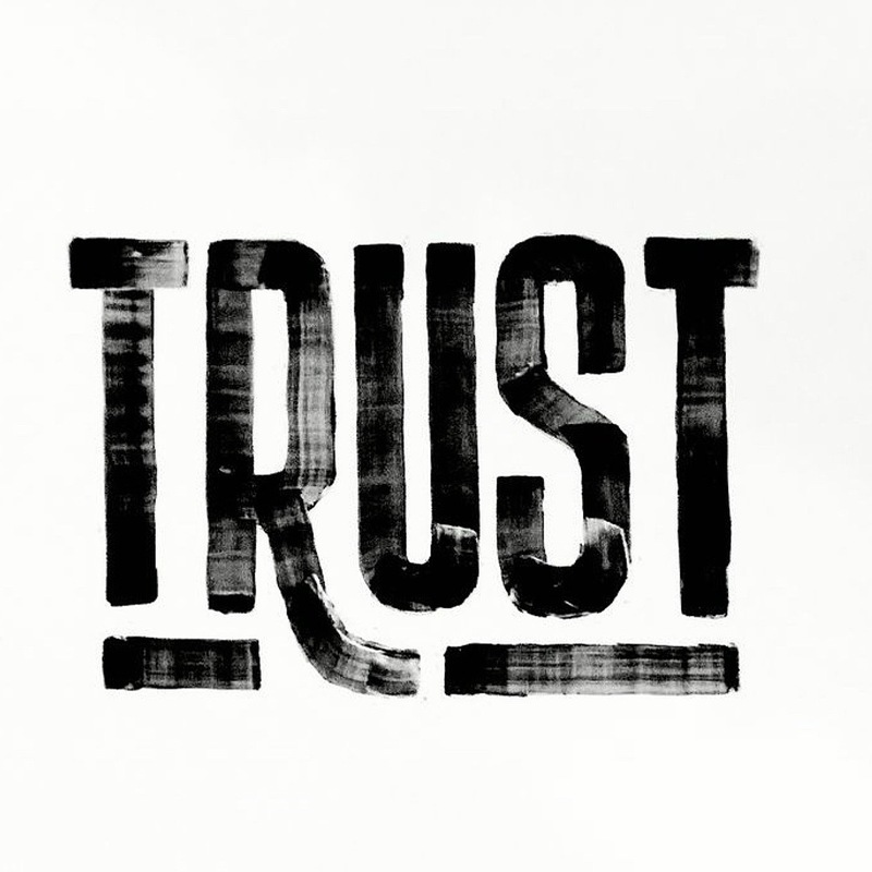 My Word For 2019: TRUST