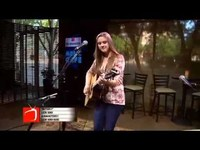 "Lizzie Sings ""Butterfly on KTXD's The Broadcast Music Cafe"