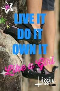 LIKE A GIRL graphic