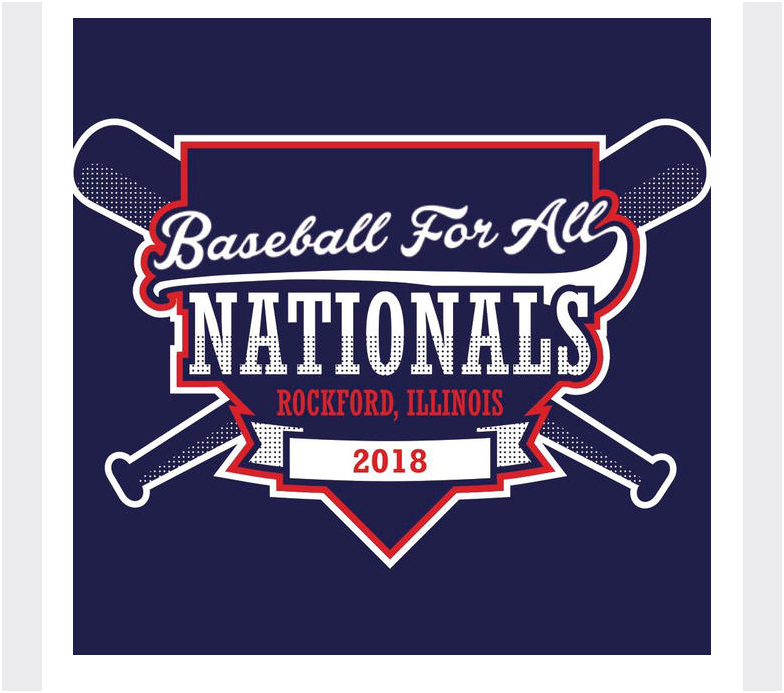 Performing at the Baseball For All 2018 Nationals on August 5