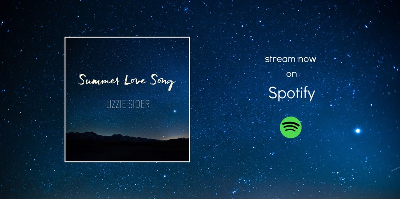 Stream Summer Love Song on Spotify!