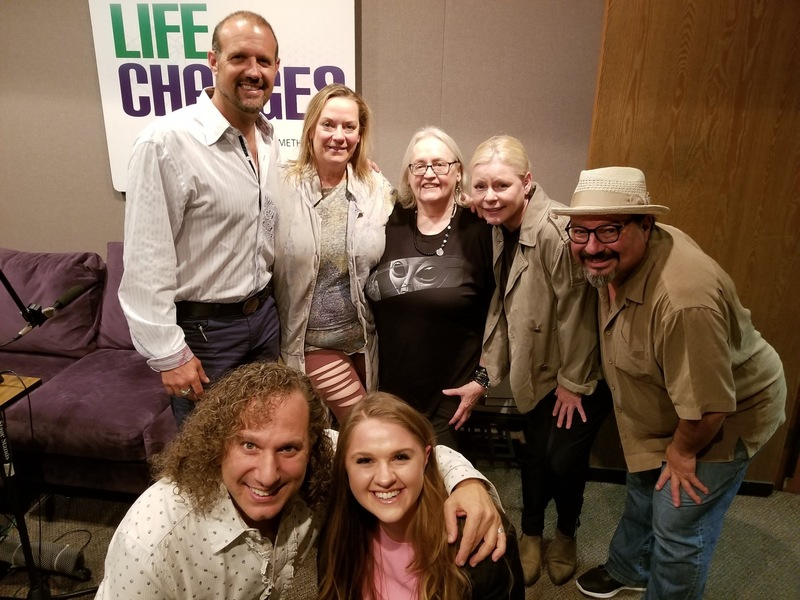 Lizzie Sider Interview on The Life Changes Show
