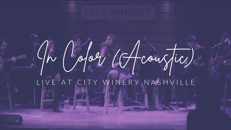 """In Color"" - Lizzie Sider Live at City Winery Nashville"