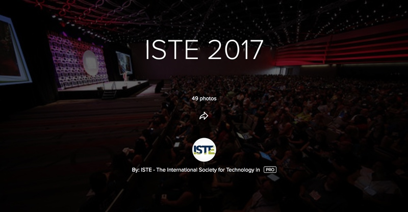 ISTE 2017 - See the pics!