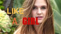 Like A Girl (lyric video)