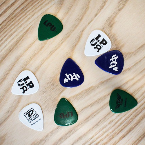 LPU Guitar Pick Bundle