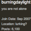 burningdaylight avatar