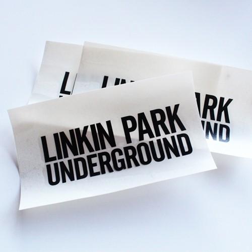 LPU Stacked Vinyl Decal Sticker