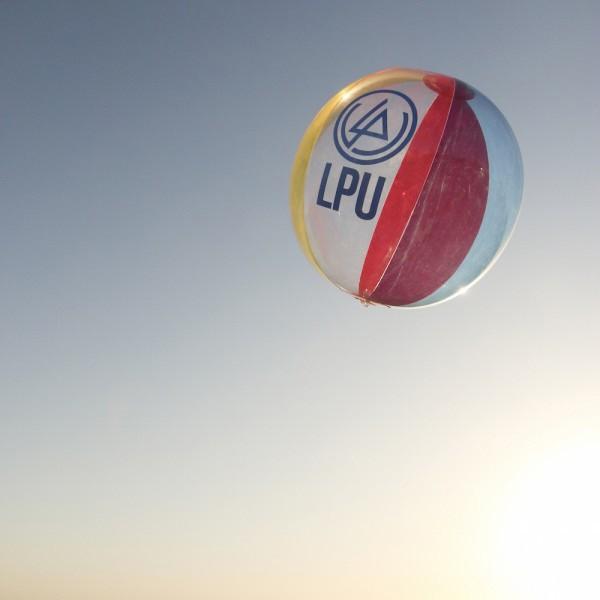 LPU Beach Ball