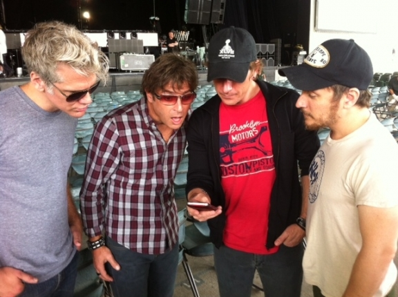 Get the Matchbox Twenty Mobile App