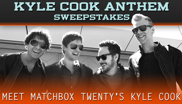 Kyle Cook to Perform National Anthem at Camden Yards in Baltimore