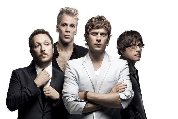 MATCHBOX TWENTY SHOW CANCELLED