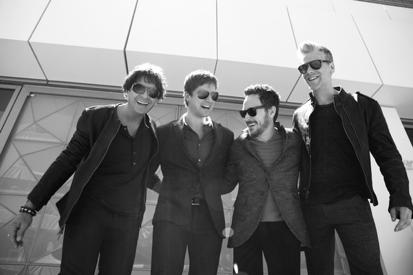 A Week with Matchbox Twenty