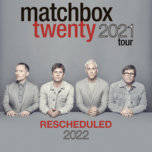 MB20 TOUR POSTPONEMENT