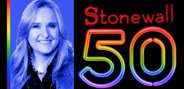 Melissa Etheridge on Stonewall 50 - Daily Beast