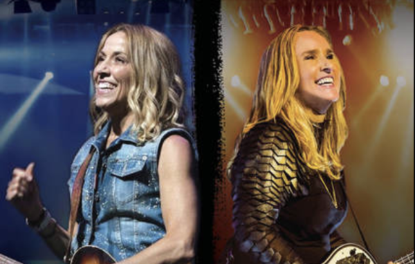 Melissa Announces Australia & New Zealand Tour with Sheryl Crow