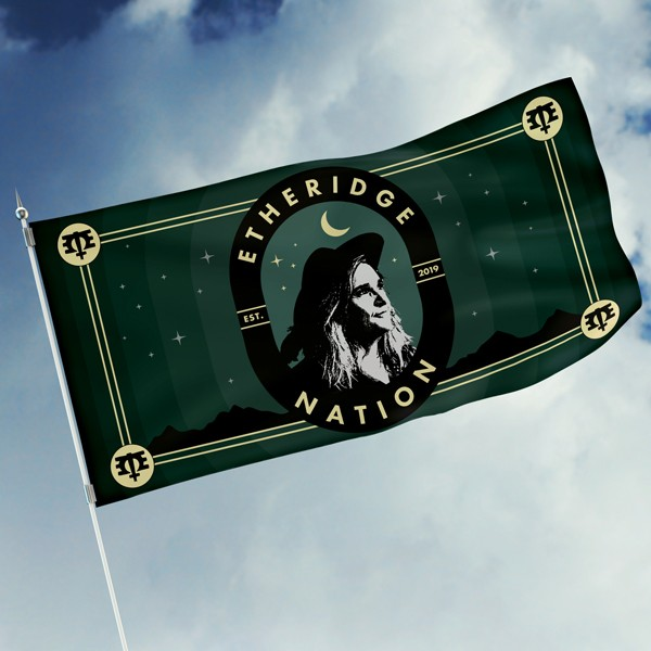 2019 Etheridge Nation Flag