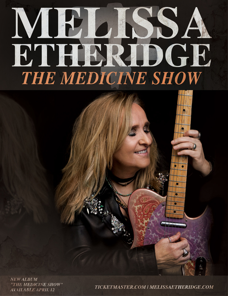 "New Album ""The Medicine Show"" + New Tour Dates!"