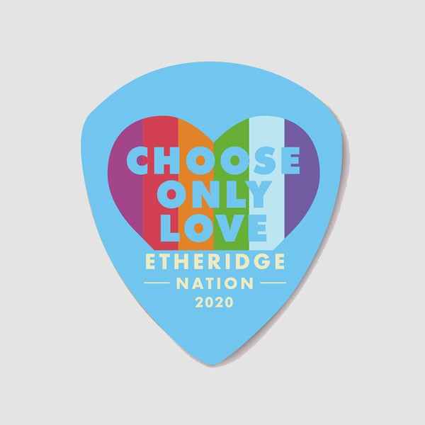 Etheridge Nation 2020 Guitar Pick