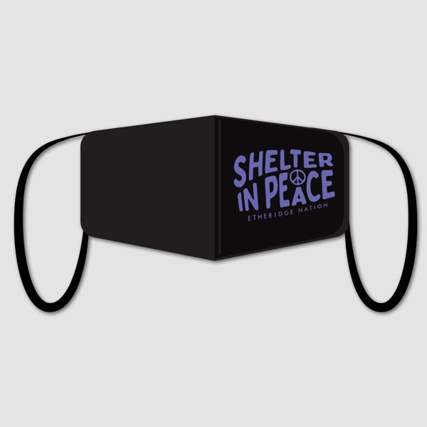 Shelter In Peace Mask
