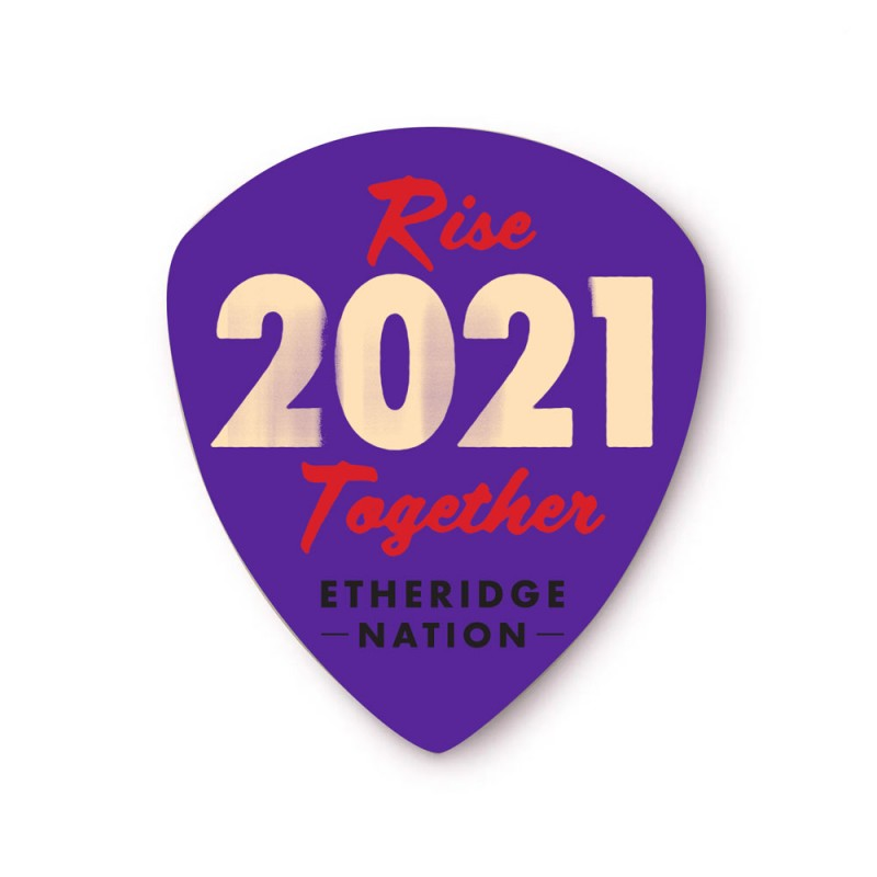 Etheridge Nation 2021 Guitar Pick