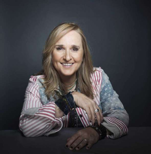 Melissa Etheridge's controlled burn