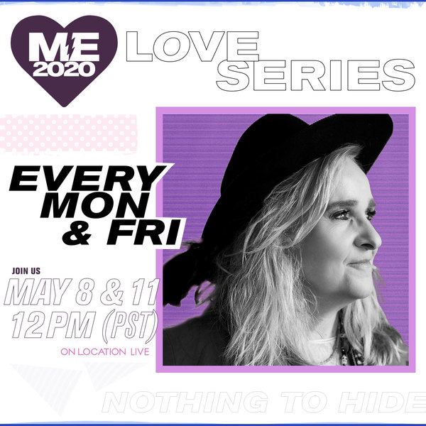 New 'Love Series' Dates - May 8 & 11