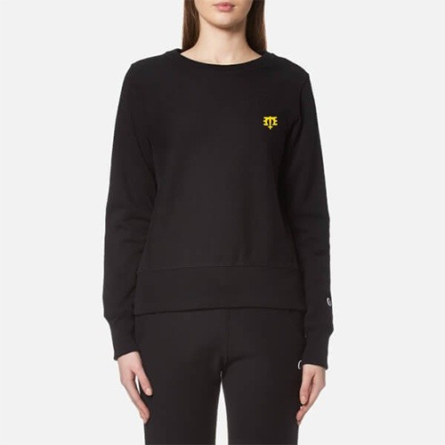 M.E.I.N. Embroidered Crewneck Sweatshirt