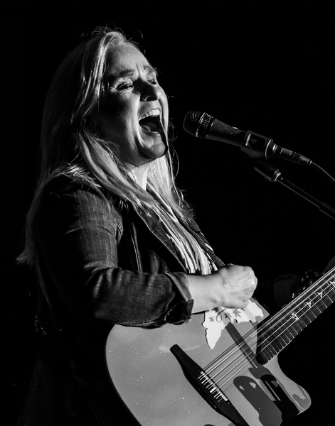Melissa Etheridge takes great pride in her music and in speaking (and being) out