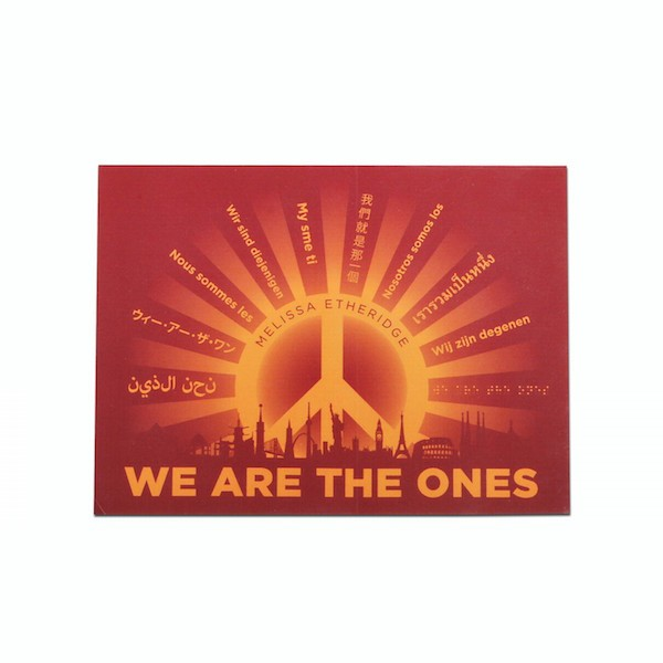 ME We Are The Ones Sticker