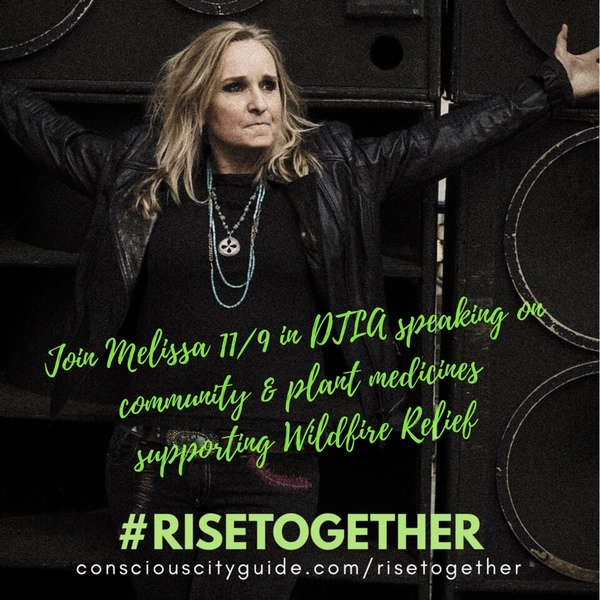 Melissa To Speak at Rise Together in LA 11/9