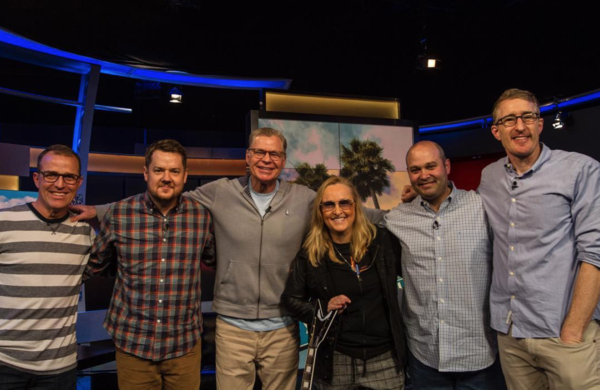 Watch Melissa Etheridge on the Dan Patrick Show