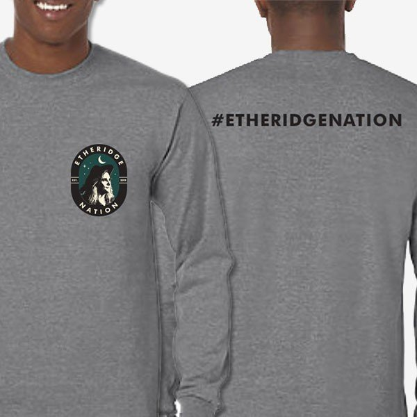 Etheridge Nation Long Sleeve Pajama Top image