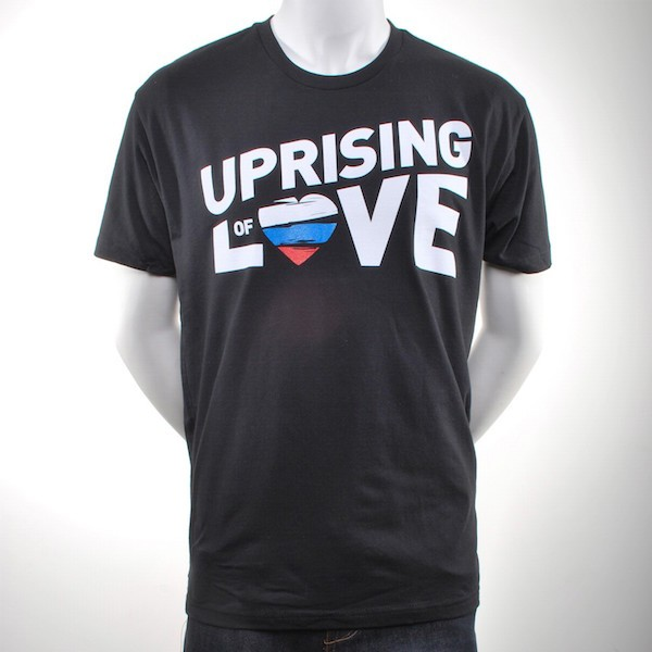 Uprising of Love T-Shirt