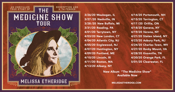 2020 Medicine Show Dates Announced