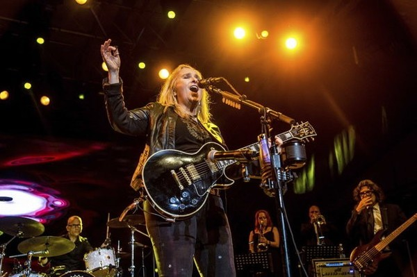 Melissa Etheridge talks about closing Boston Pops season at Tanglewood