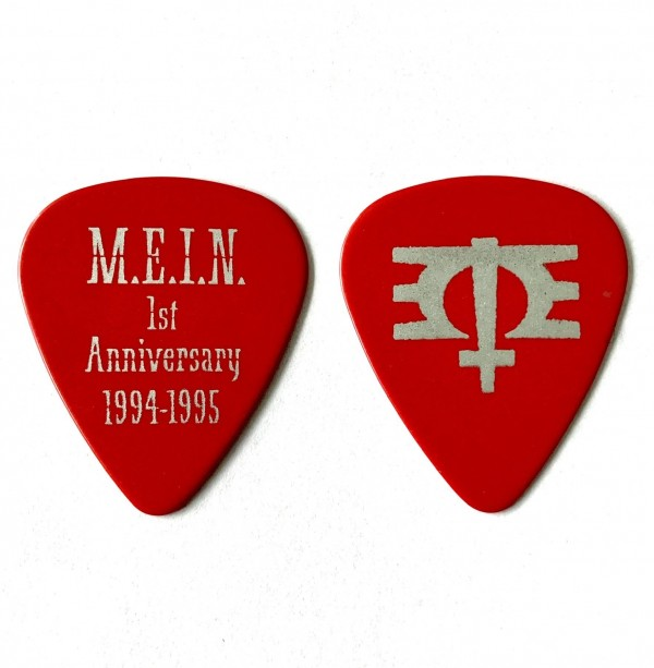 M.E.I.N Anniversary Guitar Picks