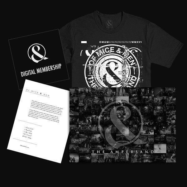 Digital Membership + Shirt + Poster Bundle