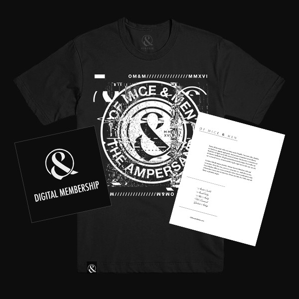 Digital Membership + Shirt Bundle