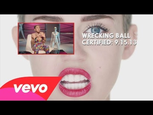 Wrecking Ball (Miley Commentary)