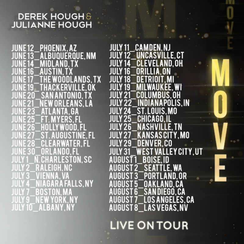 New MOVE Dates This Summer!