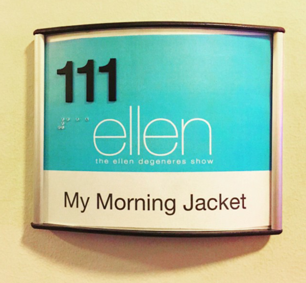 MMJ on The Ellen DeGeneres Show, May 7th